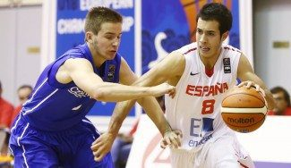 Andrés Rico se retira del baloncesto con sólo 21 años