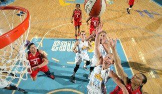 La WNBA, a pleno rendimiento. Las Chicago Sky entran en el Olimpo del tapón: ¡12 gorros!