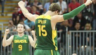 """Splitter, sobre su amigo Huertas. """"He hablado con él y su interés es jugar en la NBA"""""""