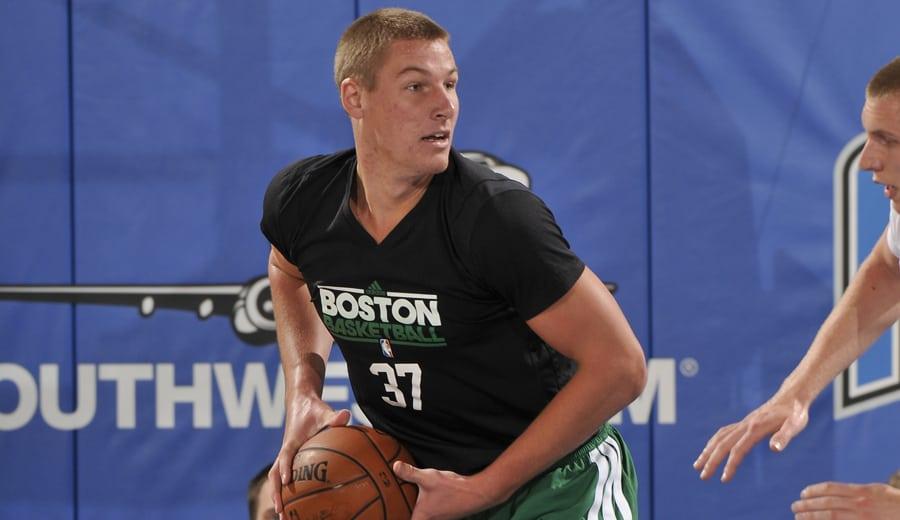 Colton Iverson: «Soy una bestia de carga». ¿El nuevo Stiemsma de los Celtics?