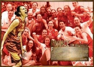 El Eurobasket Femenino en tu Gigantes. Bronce con sabor WNBA