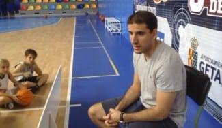 """Colom, en el Campus Gigantes: """"Ir a la Selección es el colofón a mi mejor año"""" (Vídeo)"""