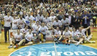 El Uni Girona, campeón de LF, tendrá que jugar la ronda previa de la Euroliga