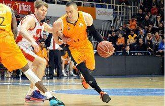Ivan Paunic vuelve al Fuenlabrada tras jugar en Kazajistán y Montenegro