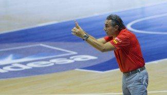 Scariolo: «Abrines podría jugar algún minuto el martes en Burgos»