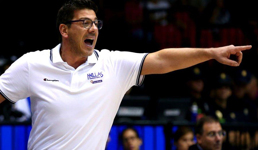 Equipazo. Katsikaris da los doce de Grecia para el Eurobasket. ¿Quiénes son?