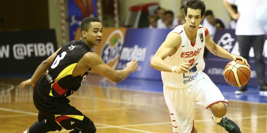 Andrés Rico, canterano del Madrid, apuesta de futuro del Gipuzkoa Basket. Ficha por 6 años
