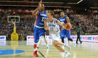 Finlandia da sus 12 para el Eurobasket. Koponen, Salin y Murphy, columna vertebral