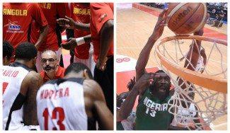 La Angola de Moncho López deja sin su final a Túnez. La Nigeria de Lawal, su rival en la final