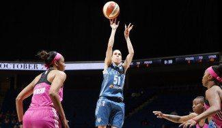 Anna Cruz pone el esfuerzo defensivo en la victoria de las Lynx en Tulsa (Vídeo)