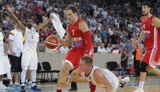 Bogdanovic (25 p.) tira de Croacia ante Turquía. Ahora, duelo de invictas ante Lituania (Vídeo)