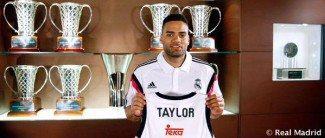 Oficial: el Madrid ficha al alero sueco Jeffery Taylor. Así jugó en el Eurobasket 2013 (Vídeo)
