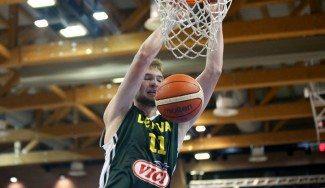 El estreno de Domantas Sabonis. Estos son los 12 de Lituania para el Eurobasket