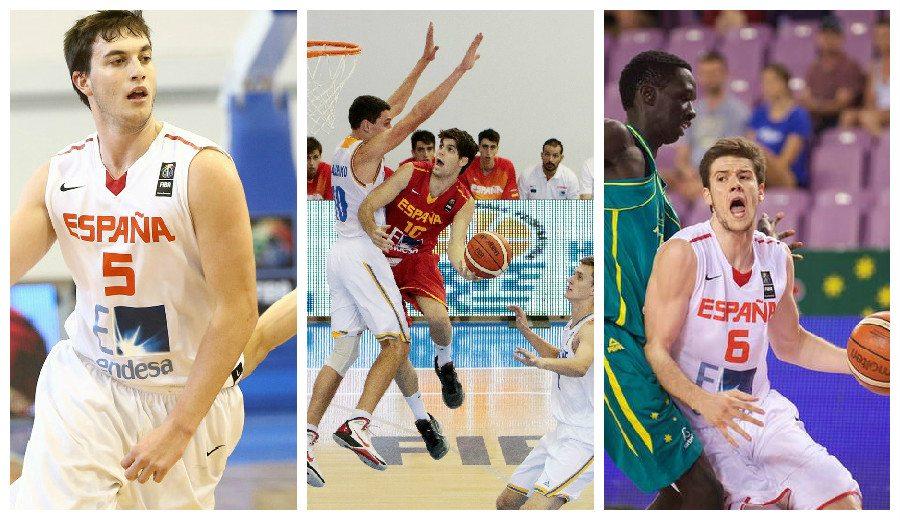 Yusta, Sergi García y Xabi López-Arostegui, invitados al All-Star Sub-18 FIBA