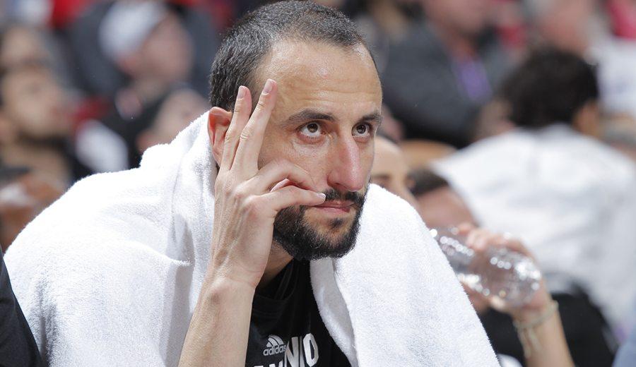 Un ofertón de los Sixers 'ayuda' a Ginóbili a renovar por 14 millones con los Spurs