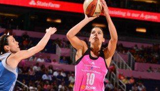 Xargay explota. Logra su máxima anotación (15 puntos) en la WNBA ante Anna Cruz