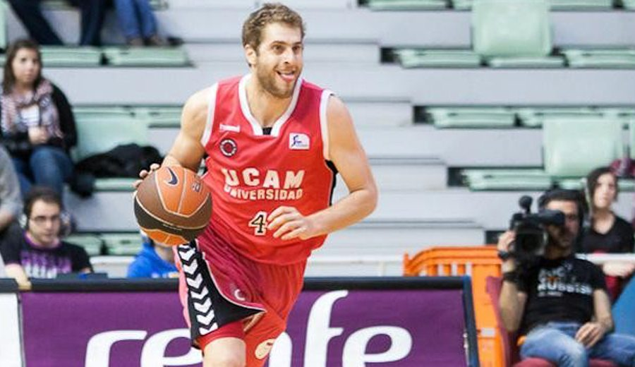 Juani Jasen, de vuelta a Murcia. Rival del UCAM en la Liga EBA