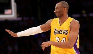 Kobe confirma que no jugará fuera de la NBA: «Mi cuerpo no me dejaría»
