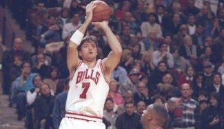 25 años del debut de Toni Kukoc en la NBA. ¡La Pantera Rosa!