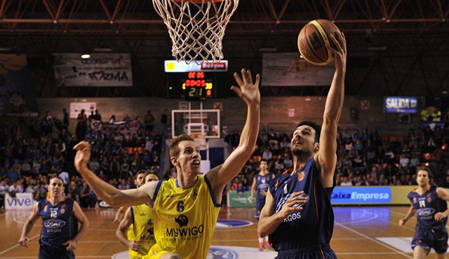 Lluis Costa jugará en Huesca. Equipos ACB le quieren atar ya para la 2016-17