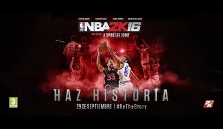 Pau y Marc Gasol, portada del NBA2K16, a la venta 29 de septiembre. Haz historia con ellos