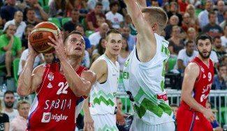 Teodosic, estelar. Serbia supera a Eslovenia en la prórroga en el horno de Banja Luka (Vídeos)