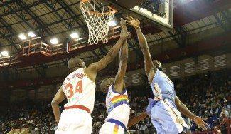 Olajuwon, Mutombo y la remontada Mundial. Emotivo NBA África Game (Vídeo)