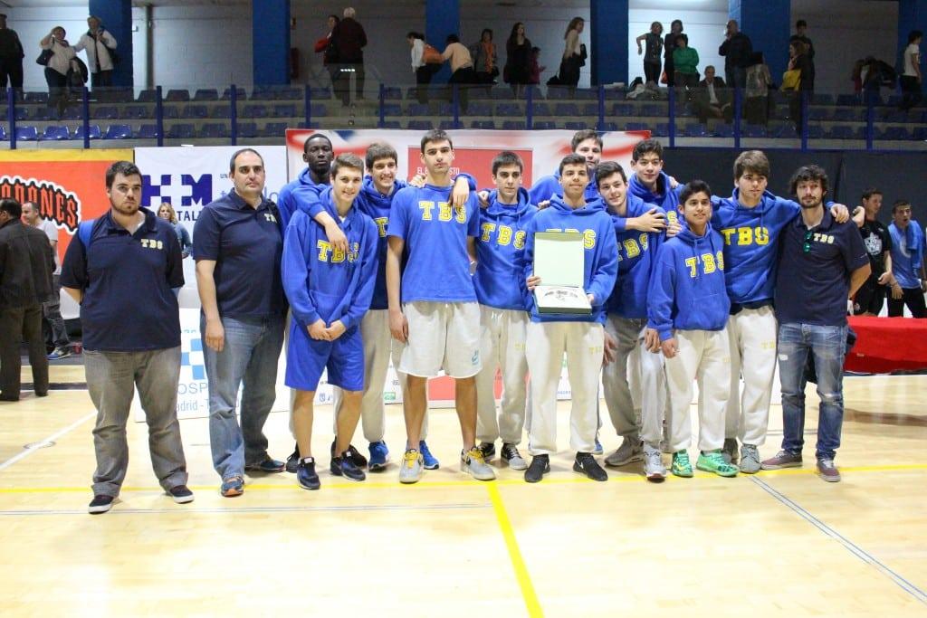 Una Academia de Basket en Torrejón