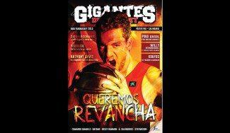 Especial Eurobasket 15. En Gigantes queremos revancha. ¿Y tú? Ya a la venta