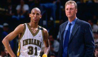 ¿Bird o LeBron en el número uno del draft? Reggie Miller lo tiene claro: «Elegiría a Larry»