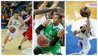 Ex ACB por Europa. ¿Dónde jugarán Quinton Hosley, Sanikidze, Bramos y Juan Palacios?