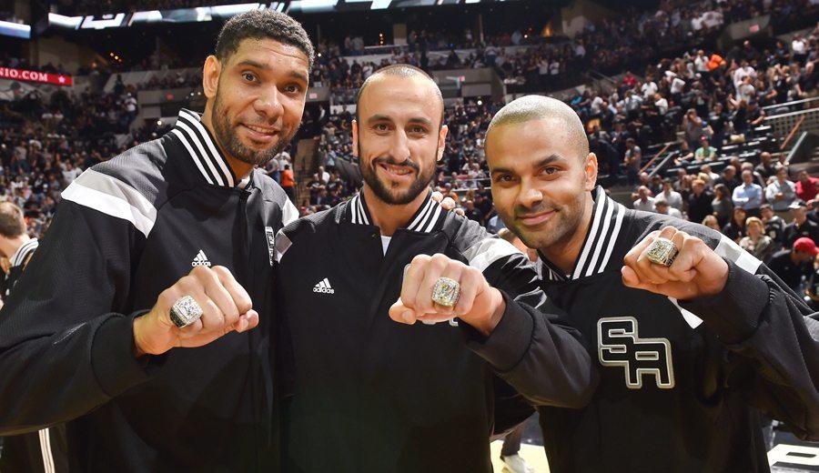 Popovich, constructor de un equipo campeón. La evolución de los Spurs desde su primer anillo NBA (Vídeo)
