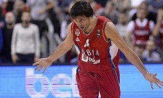 Teodosic renace ante Turquía e iguala el récord de asistencias (13) en un Eurobasket (Vídeo)