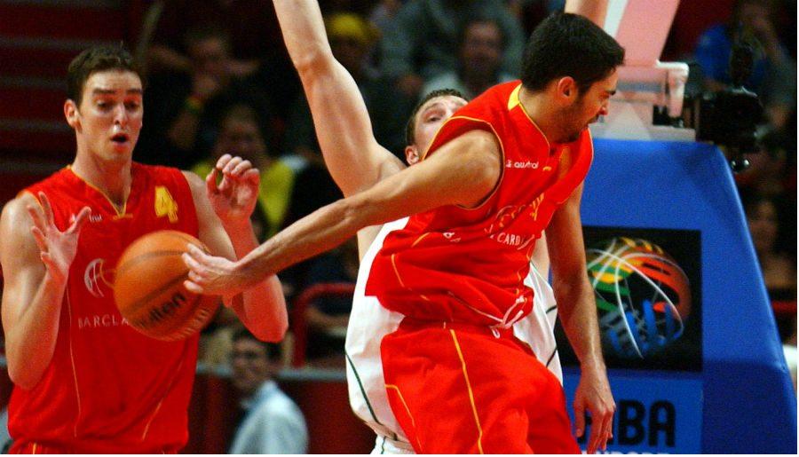 España y Lituania se citan por el oro 12 años después. ¿Cómo fue la final de Estocolmo'03?