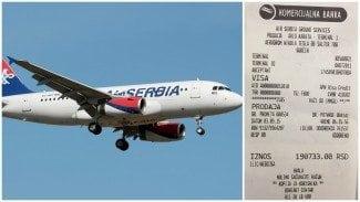 La Federación contra Air Serbia. La compañía cobra el exceso de equipaje en el vuelo a Berlín