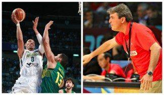 Valdeolmillos atiza a la mesa de anotadores tras ganar a Brasil. Ayón encandila con México