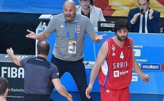"""Djordjevic: """"A la FIBA no le interesa que Serbia luche por las medallas"""""""