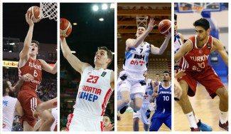 ¿Quiénes son los chupetes del Eurobasket? Estos son los 7 Sub-20 del torneo