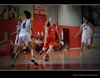 1er Torneo de Basket Femenino de la Comunidad de Madrid Ita Poza