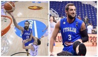 Datome, fuera del Eurobasket por una rotura del aductor. Belinelli, duda para el España-Italia