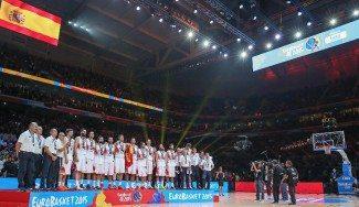 La galería de los campeones. Las mejores fotos de la final del Eurobasket, aquí