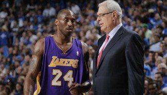 Phil Jackson: «No creo que éste sea el último año de Kobe. Podría serlo como laker»