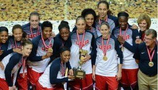 La Selección Femenina de EE.UU. se concentrará desde el jueves en Playa de Aro
