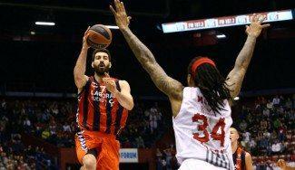 Shengelia: «Puedo ser el líder del Baskonia. El Eurobasket me ha dado confianza»