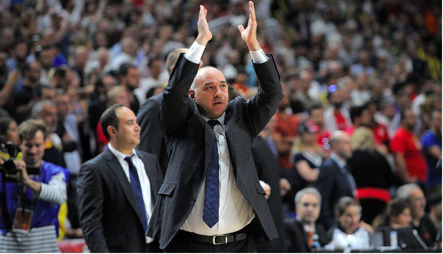 Pablo Laso confirma que Rudy fue baja ante el Barça por enfermedad