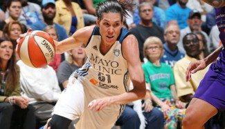 Las Lynx de Anna Cruz dan 1º ante las Mercury de Xargay. Brunson, récord de rebotes