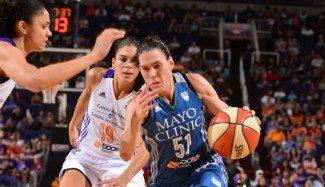 ¡Anna Cruz, a la Final WNBA con las Lynx! Maya Moore, a lo Gasol: ¡40 puntos!