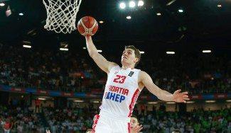 El coast to coast y mate de Hezonja, en el Top5 del día 1 del Eurobasket. ¿El 1? Rudy (Vídeo)