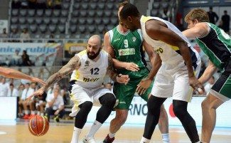 Vienen con ganas. Los ex NBA Pero Antic y Udoh se salen en el primer amistoso del Fenerbahçe (Vídeo)