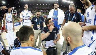 Confirmado: Fotis Katsikaris buscará el billete olímpico. Tercer año al frente de Grecia